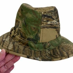 Country Safari Camouflage Hat